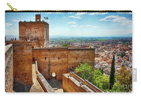 Alhambra Tower Carry-all Pouch