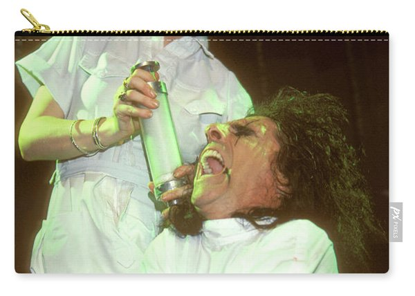 Alice Cooper Carry-all Pouch