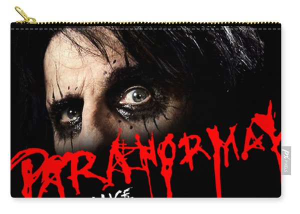Alice Cooper Paranormal Face Carry-all Pouch
