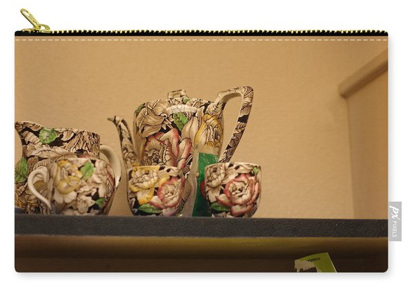 Alice's Tea Party Carry-all Pouch