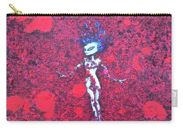 Alien Beauty Carry-all Pouch