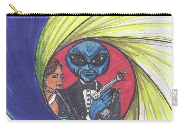 alien Bond Carry-all Pouch