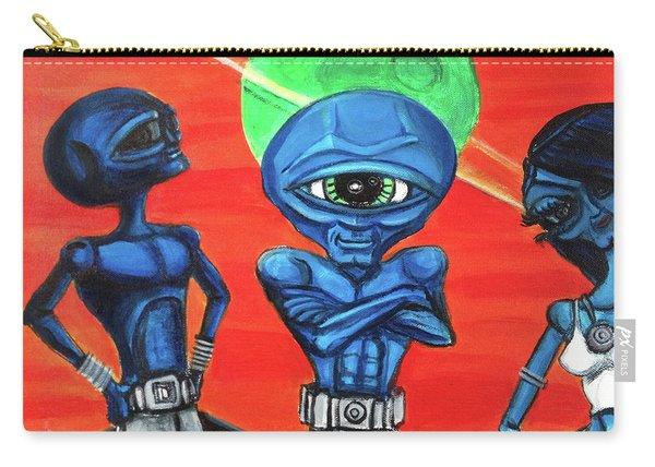 Alien Posse Carry-all Pouch