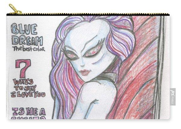 Alien Vogue Carry-all Pouch