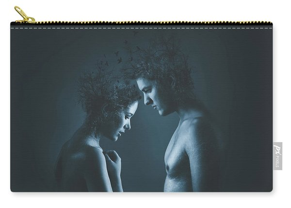Alike Minds Carry-all Pouch