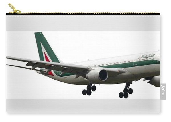 Alitalia, Airbus A330-202. Carry-all Pouch