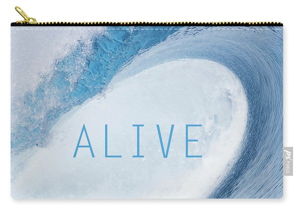 Alive Carry-all Pouch