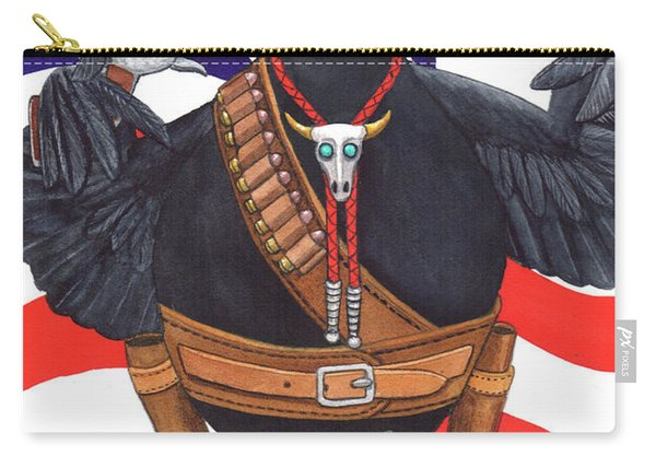 All American, Rootin' Tootin' Shootin' Coot Carry-all Pouch