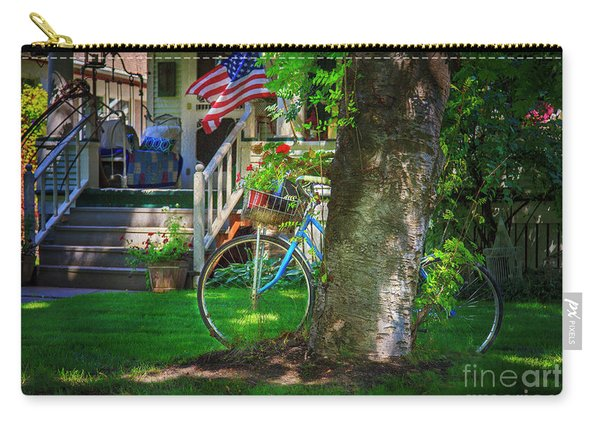 All American Summer Bicycle Carry-all Pouch
