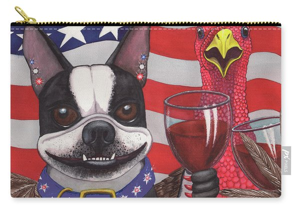All American Winers Carry-all Pouch