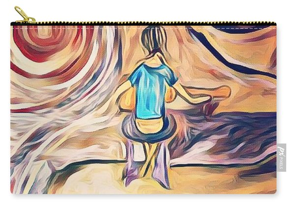 All Around Me Carry-all Pouch