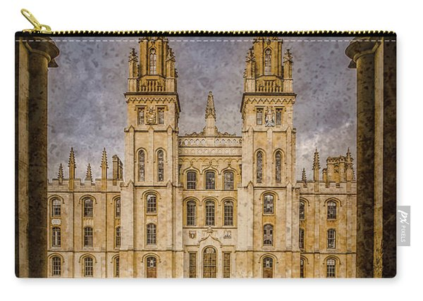 Oxford, England - All Soul's Carry-all Pouch