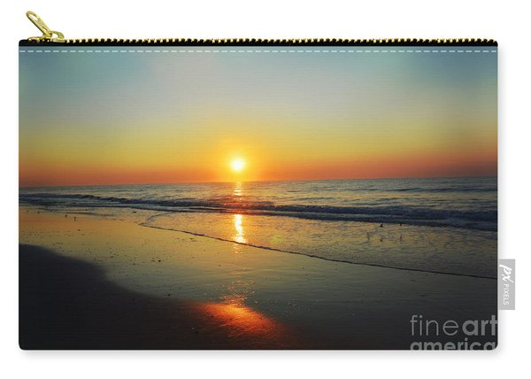 All That Shimmers Is Golden Carry-all Pouch