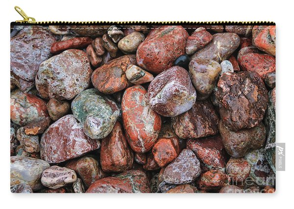 All The Stones Carry-all Pouch