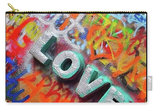 All You Need Is #love. And Maybe Carry-all Pouch