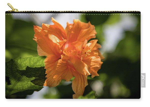 Allan Gardens Orange Carry-all Pouch