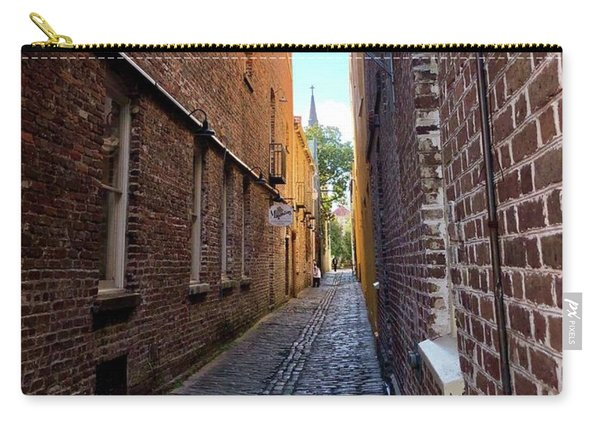 Alleyway Carry-all Pouch