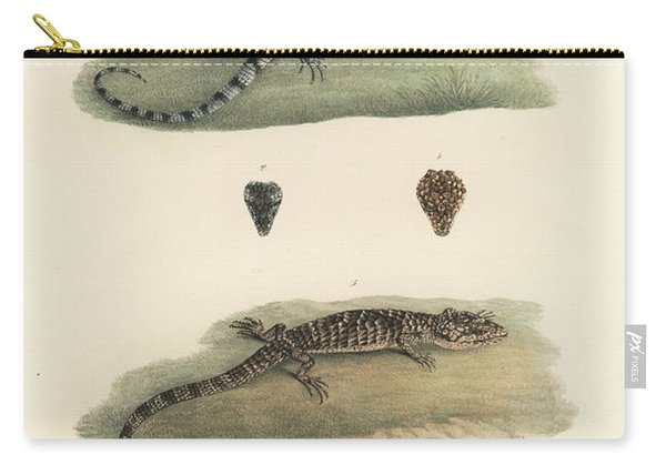 Alligator Lizards Carry-all Pouch