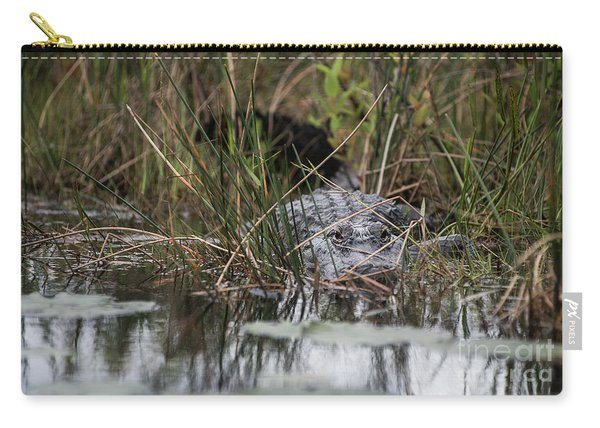 Alligator Lurks-0620 Carry-all Pouch