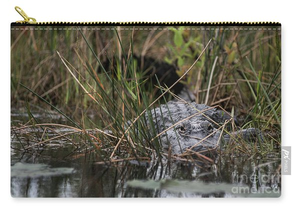Alligator Lurks-0620a Carry-all Pouch