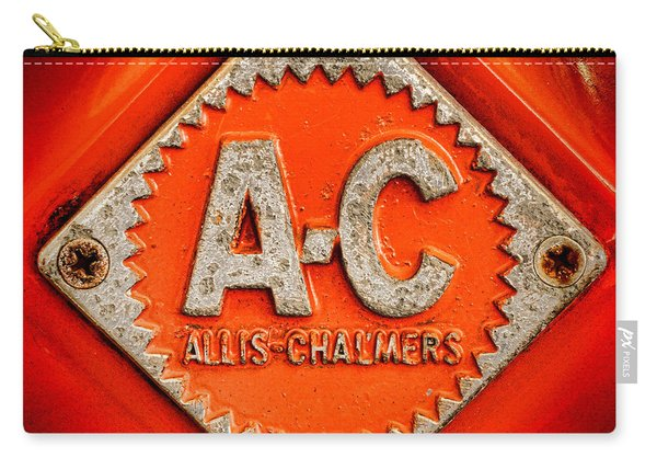 Allis Chalmers Badge Carry-all Pouch