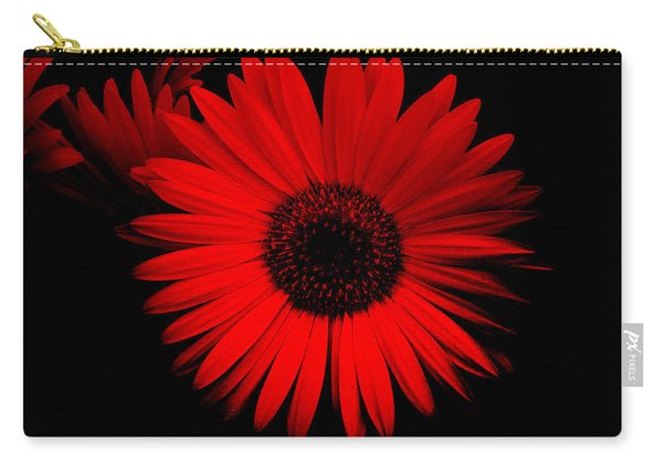 Alluring Gerbera Carry-all Pouch