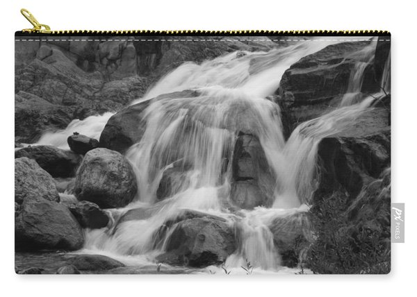 Alluvial Fan 2 Bw Carry-all Pouch