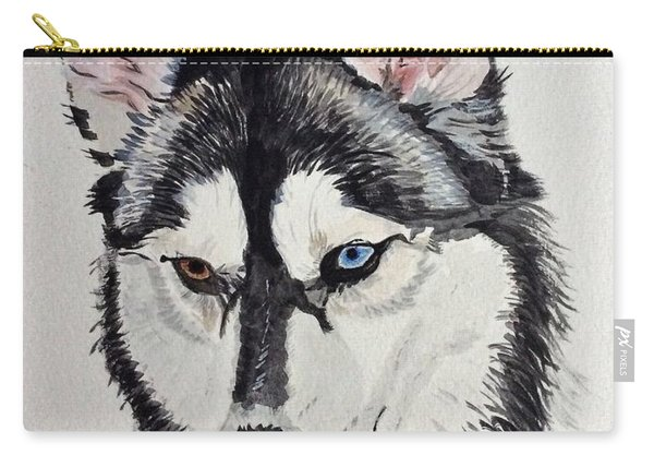Almost Wild Carry-all Pouch