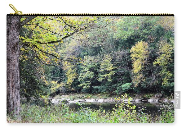 Along The Clarion Carry-all Pouch