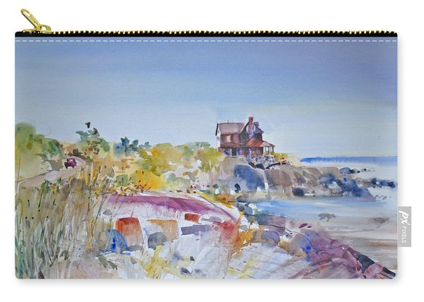 Along The Coast Carry-all Pouch
