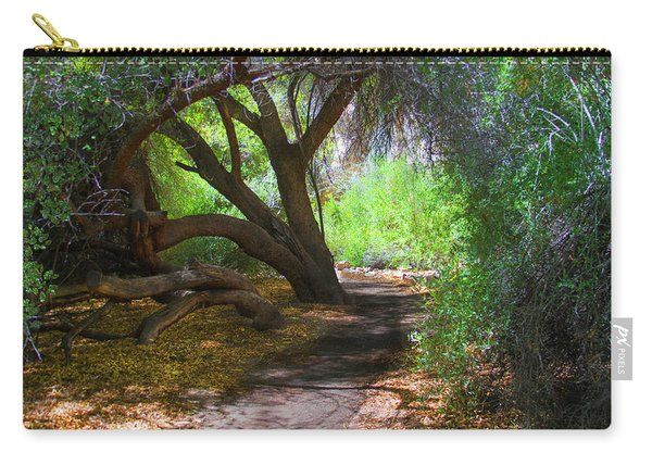 Along The Path Carry-all Pouch