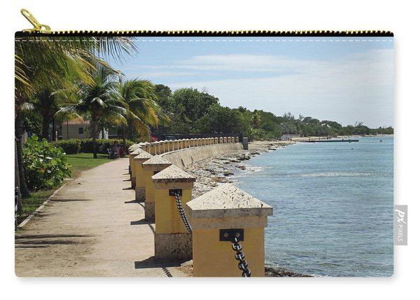 Along The Pier Carry-all Pouch