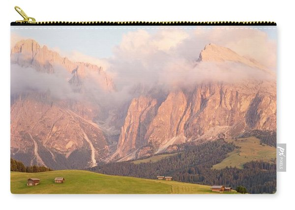 Alpe Di Suisi Sunset Panorama Carry-all Pouch