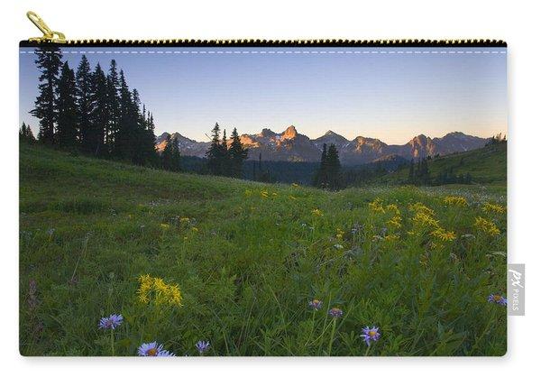Alpine Dawn Carry-all Pouch