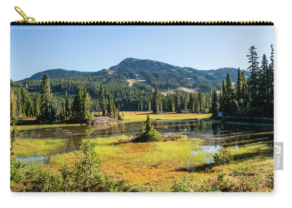 Alpine Meadows - 1 Carry-all Pouch