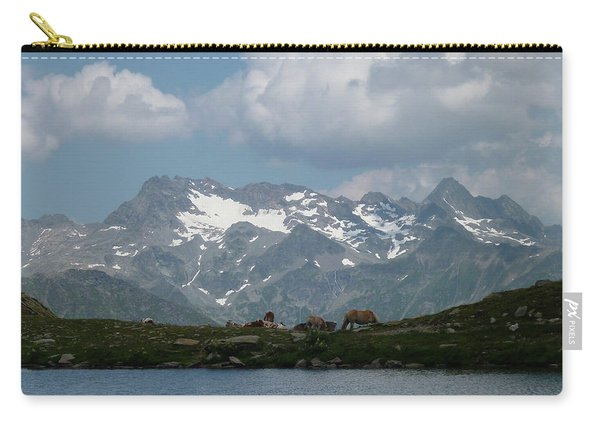 Alps Magenificence Carry-all Pouch
