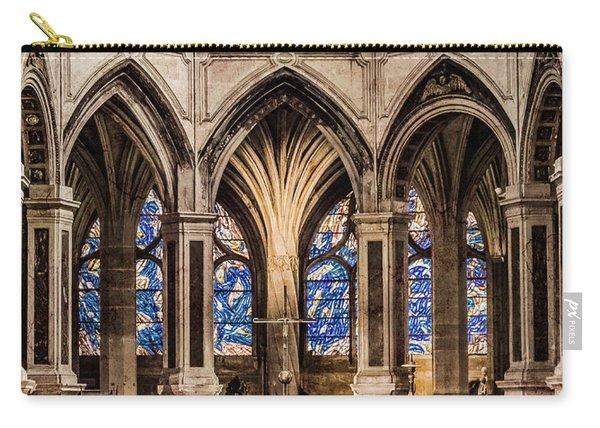 Paris, France - Altar - Saint-severin Carry-all Pouch