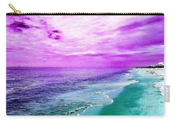 Alternate Beach Escape Carry-all Pouch