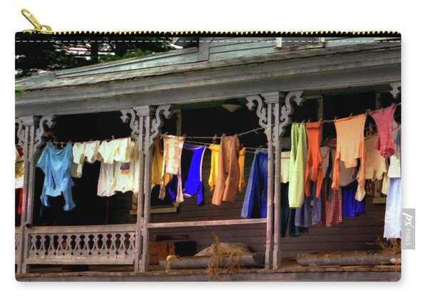 Alton Washday Expressions Carry-all Pouch