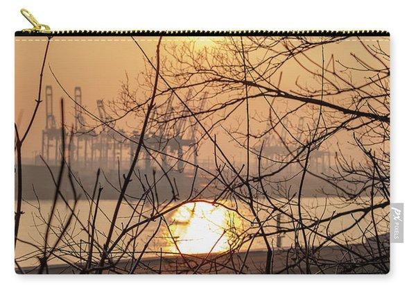Altonaer Balkon Sunset Carry-all Pouch