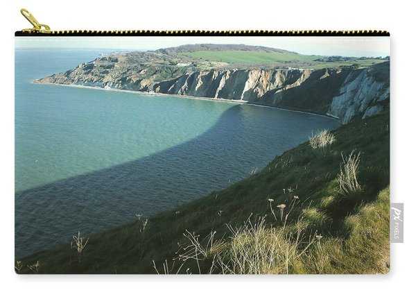 Alum Bay, Isle Of Wight Carry-all Pouch
