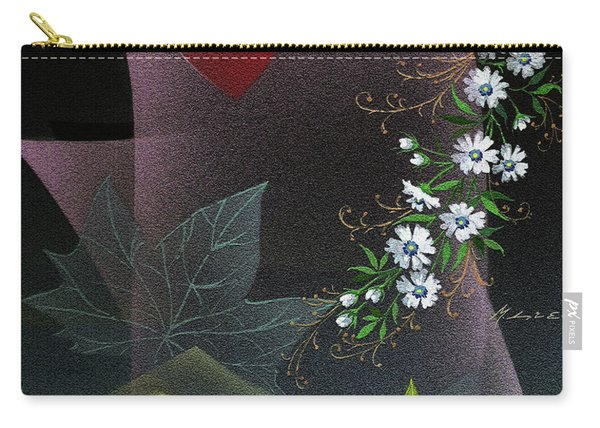 Always Spring For Love Carry-all Pouch