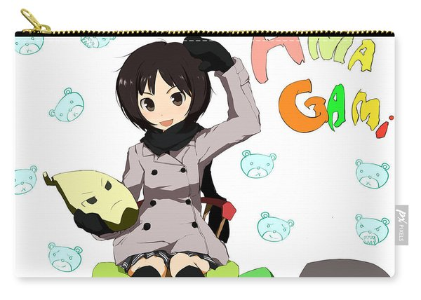 Amagami Carry-all Pouch