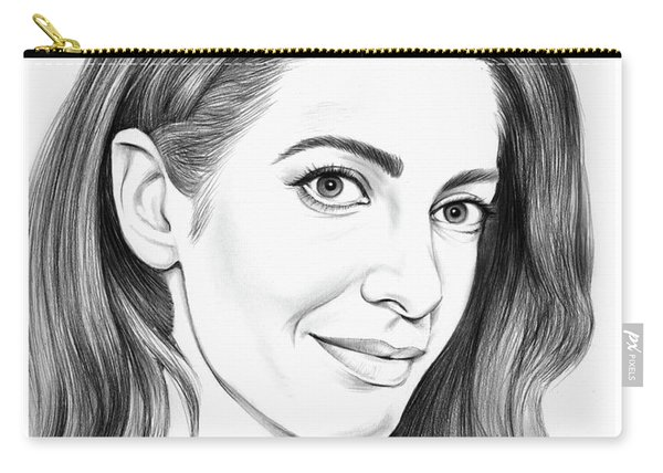Amal Clooney Carry-all Pouch