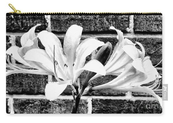 Amaryllis Inspiration Carry-all Pouch