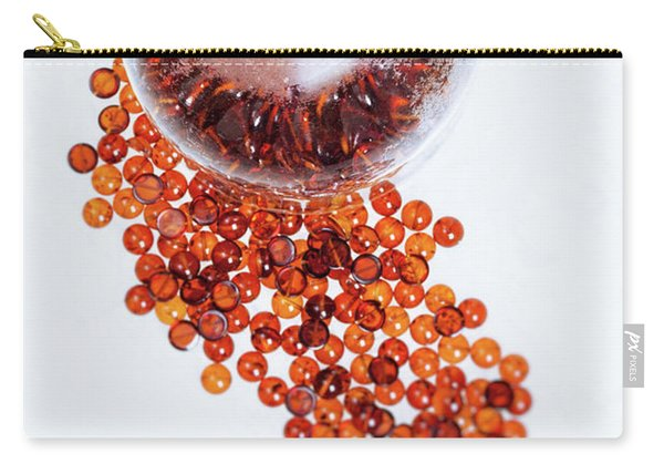 Amber #0664 Carry-all Pouch