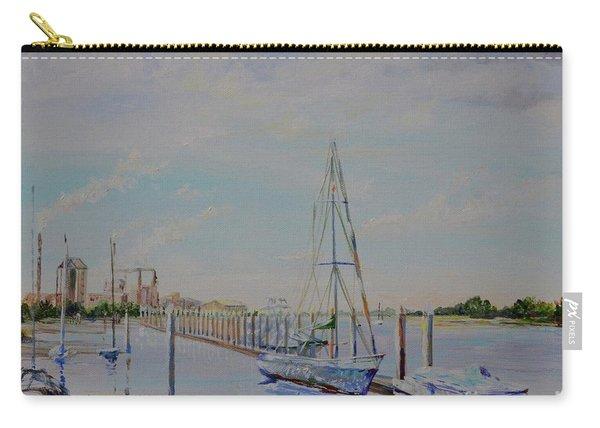 Amelia Island Port Carry-all Pouch