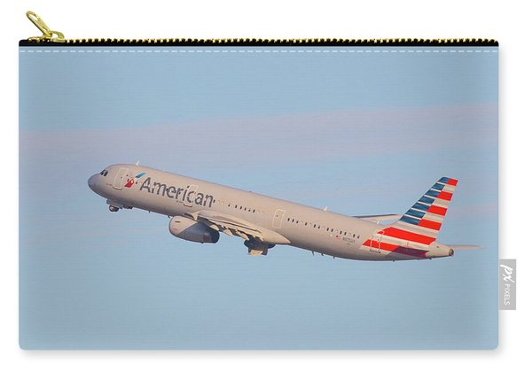 American Air Carry-all Pouch