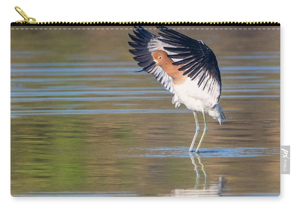American Avocet 1878-031418-1cr Carry-all Pouch