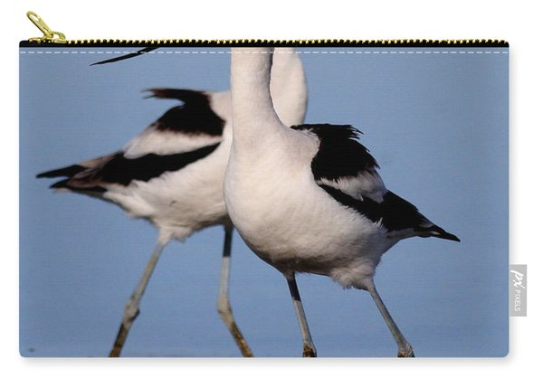 American Avocet Ballet . 7d4855 Carry-all Pouch